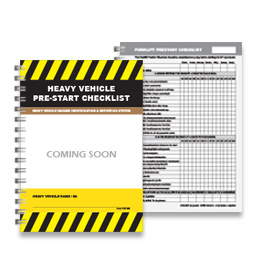 Pre-Start Checklist - Heavy Vehicle - PSC 002